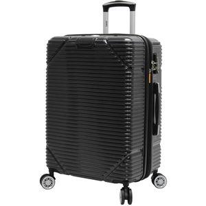 """Lucas Hard Shell 26"""" Spinner Luggage Travel Bag"""